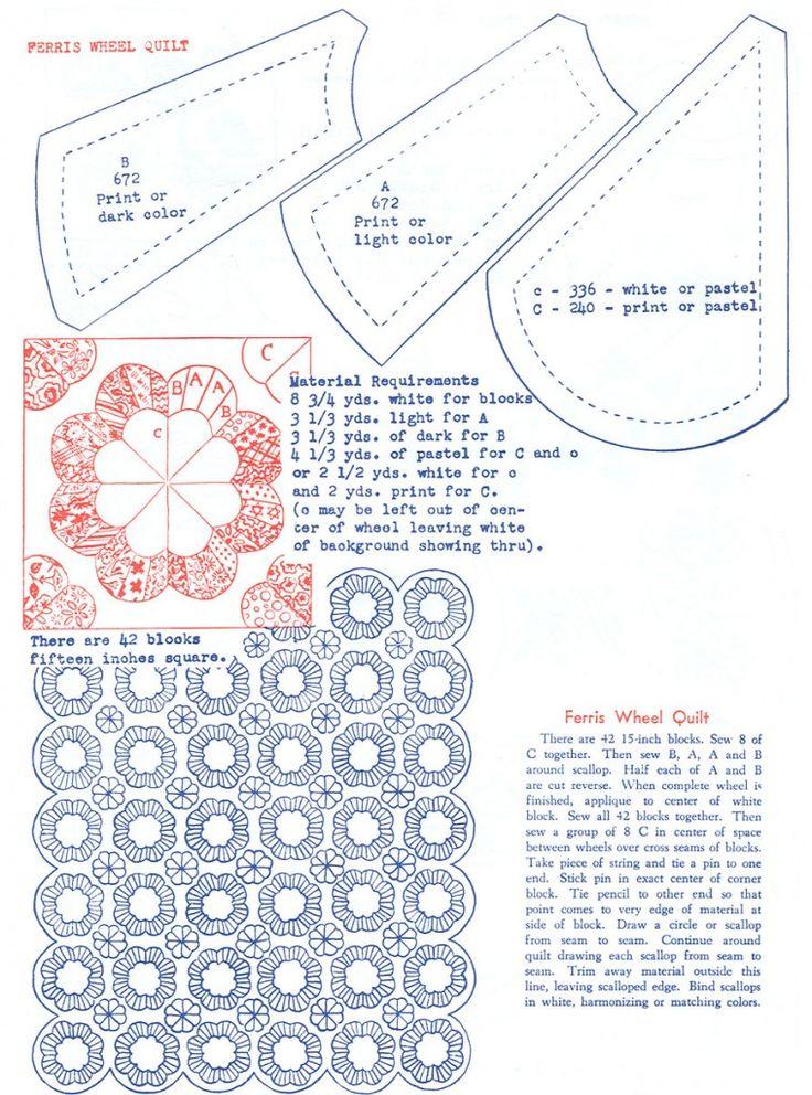 Ferris-Wheel-Pattern