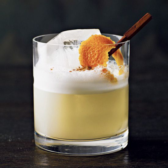 Maguey Sour | Food & Wine