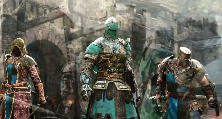 For Honor Story Trailer New Coming Soon 2017 2020 For