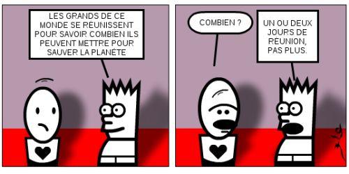 Il n''y a pas de planète B  #fr   #french   #climat   #planb    http://frederic.baylot.org/post/221014-planeteb