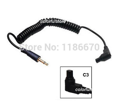 >> Click to Buy << FreeShip Yongnuo Wireless Remote Shutter Release Cable C3 For Flash Trigger Receiver RF-603 RF603 Canon 1DS 5D II III 7D 50D 40D #Affiliate