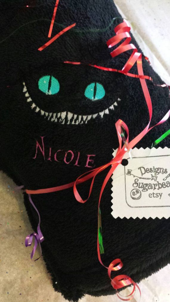 Hey, I found this really awesome Etsy listing at https://www.etsy.com/listing/237159041/cheshire-cat-plush-fleece-blanket-throw