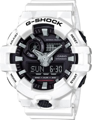 Casio G-Shock GA-700 Series Mens Casio Watch GA-700-7A (GA7007A) - Watch Centre