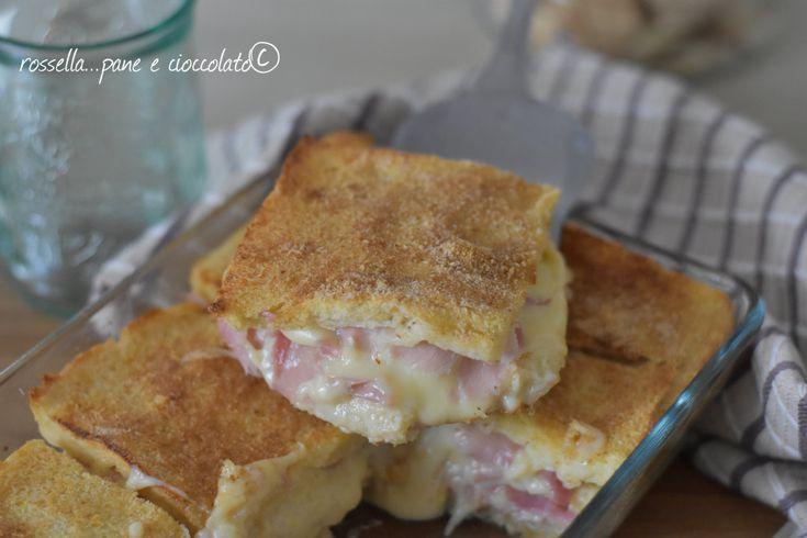 La lasagna di pancarre e' un secondo piatto davvero veloce e gustoso e vi assicuro che accontentera' tutti perche' troppo sfizioso!