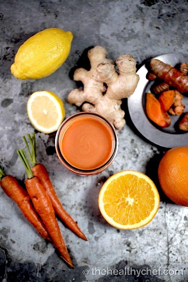 Top 10 immune boosting food