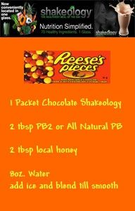 Clean eating meal replacement shakes! Replace your Halloween candy with these recipes!!! Stay on track!