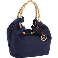 MICHAEL Michael Kors - Marina Large Shoulder Tote - Canvas