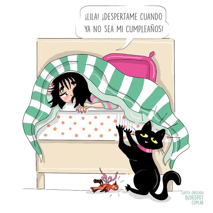 A Lupita le cuesta un poco el temita de cumplir años... Cerca de lo 30... #treintañera #treinta #cumpleaños #birthday #mujer #woman
