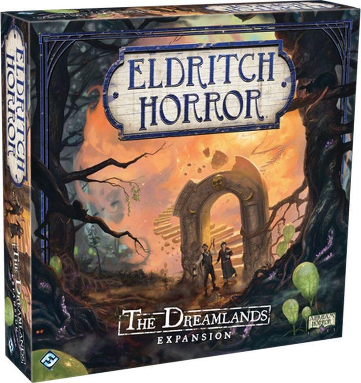 Eldritch Horror The Dreamlands