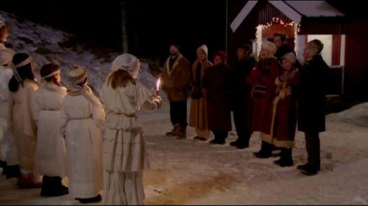 Kerst met Linus - Sint Lucia