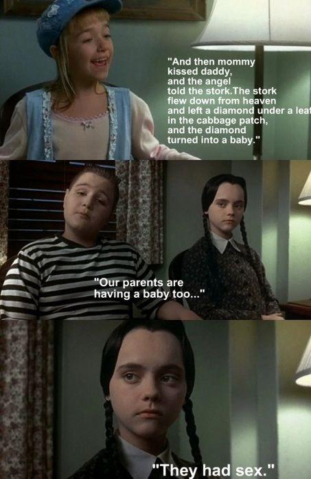 Just Wednesday Addams