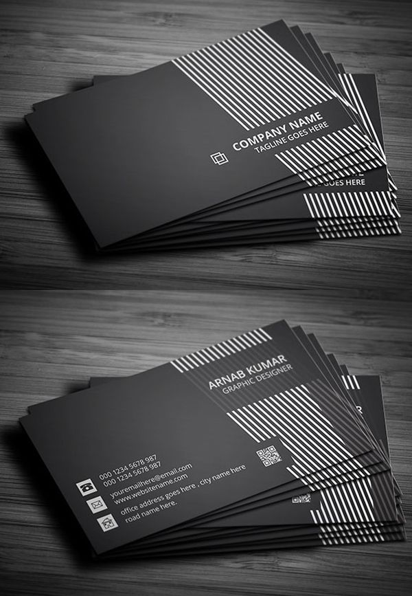 751 best Business Cards images on Pinterest | Business card design ...