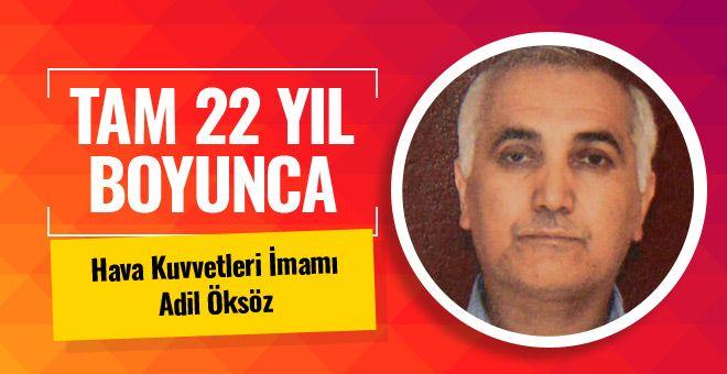 FETÖ'nün firardaki Hava Kuvvetleri İmamı Adil Öksüz'ün Sakarya Üniversitesi'nde bir hayalet gibi görev yaptığı ortaya çıktı.