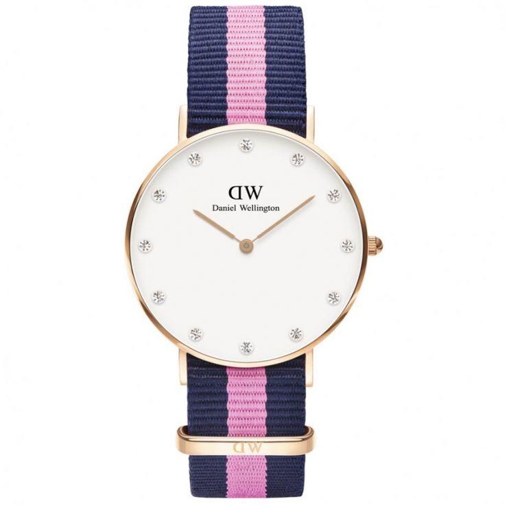 Reloj Daniel Wellington 0952DW #relojes #watches