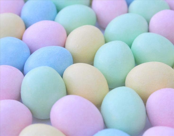 pastel eggs easter sweet - photo #25