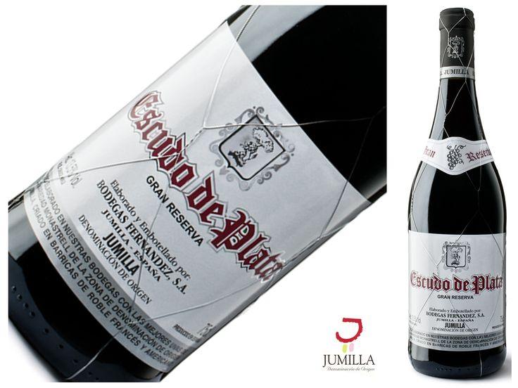 Escudo de Plata Gran Reserva #wine #vino #jumilla