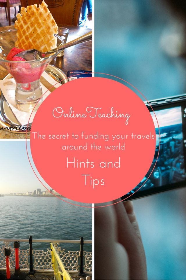 How to fund your travels by teaching online- a very simple strategy to fund your travels- inluding everything you need to get started.  This is about: teaching English abroad, ESL, CELTA, ESOL, how to teach, tutor online, teach online, how to get a job abroad, finding work abroad, travel work, travel jobs, teaching English online, work around the world, how to make money online.