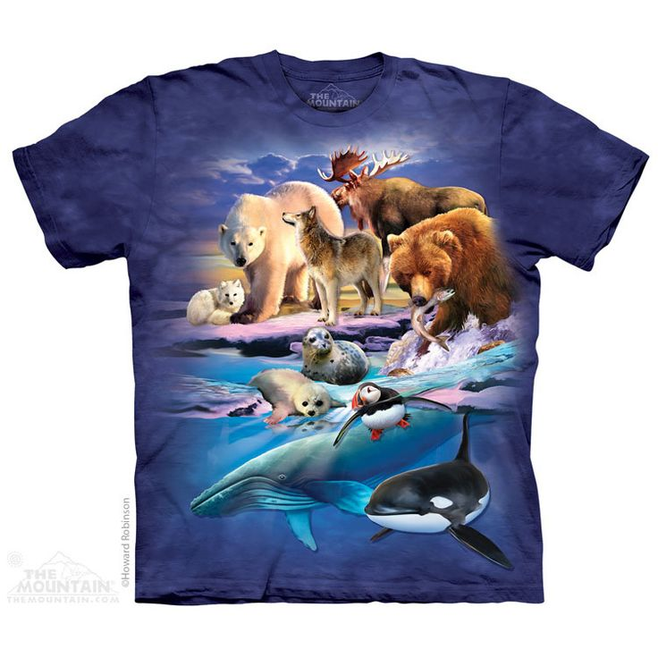 The Mountain Alaska Gathering T-Shirt $25.00 Use code: NWC15 for 15% off. The Mountain T-shirts.