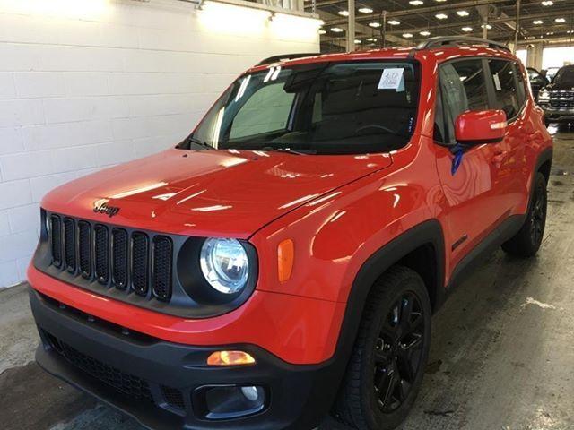 Used 2018 Jeep Renegade Altitude Sale Price 19 240 Miles 25 429