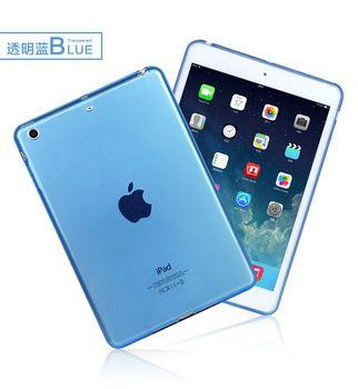 New Arrival Soft TPU Silicone Case Cover for iPad mini 1 2 3 Retina Skin