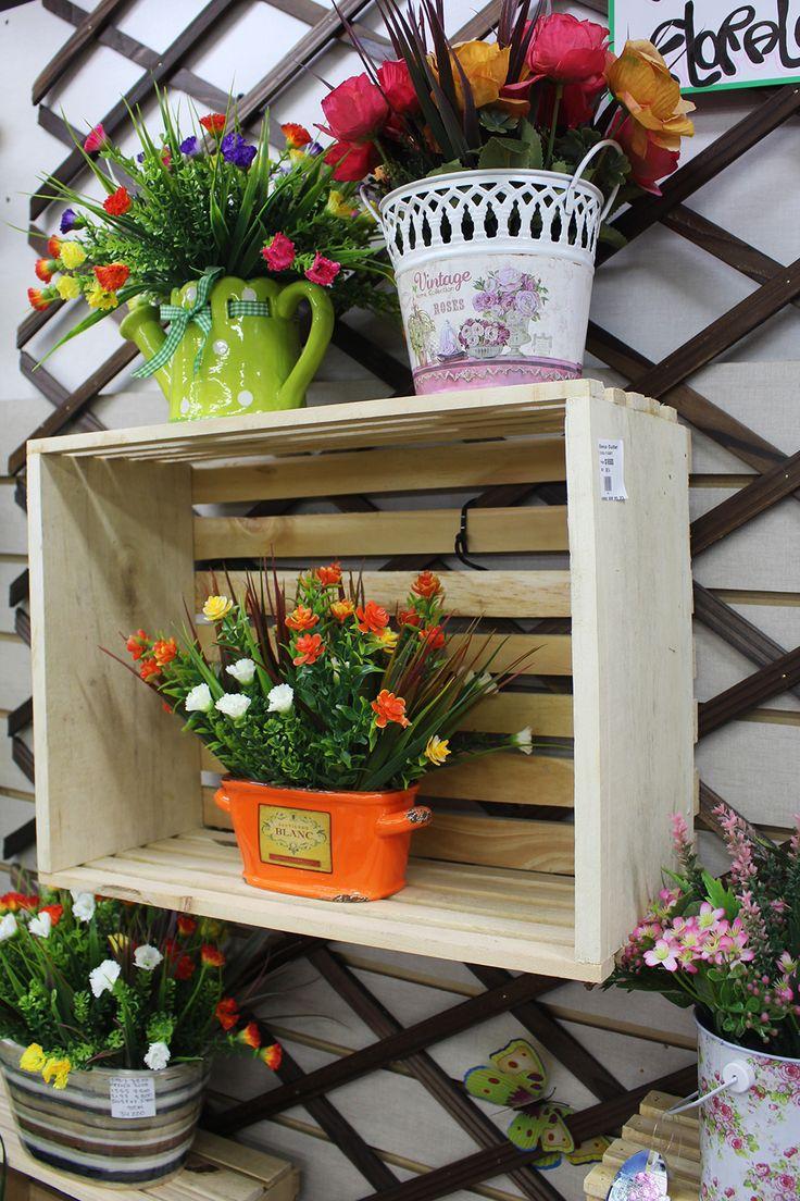 jardineria.. macetas y flores