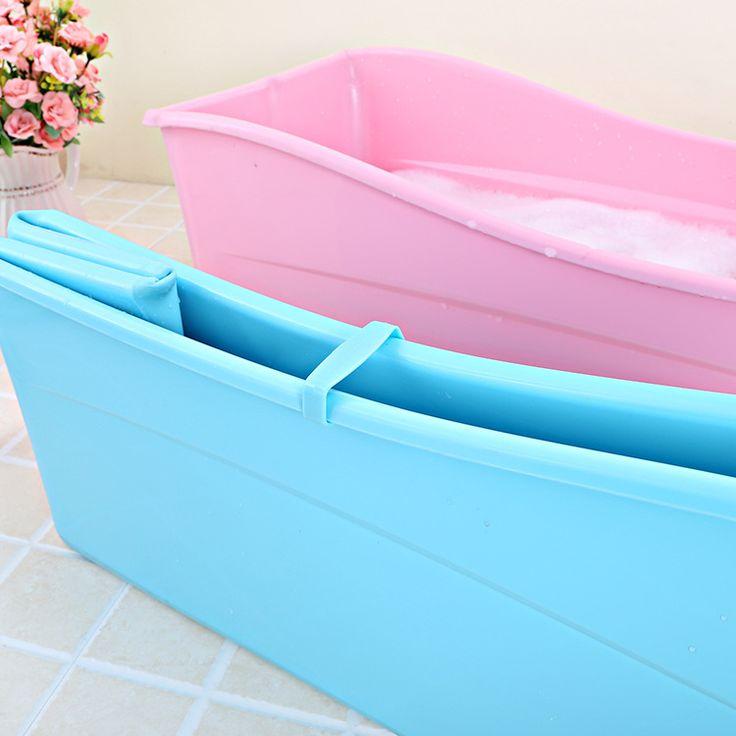 sale pptpe children folding bath tub baby bathtub safety material #tpe #material