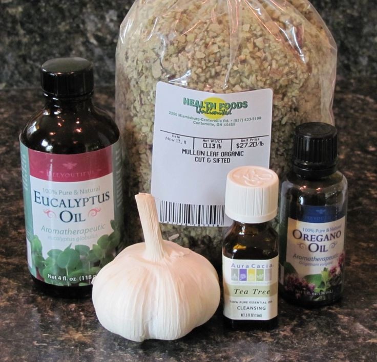 Natural Remedies for Ear Infection
