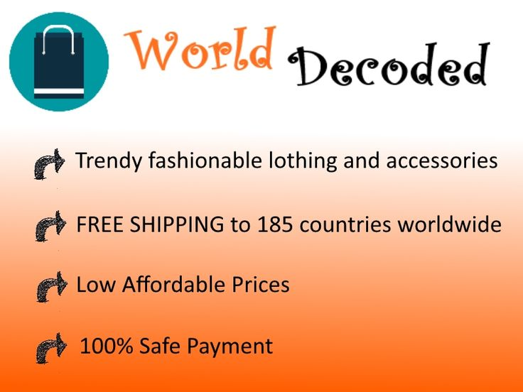 Buy quality wearable fashion clothing and accessories at affordable prices. We try our best to see what the latest trends are to keep you looking fabulous.