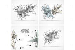 4 Polygonal Shapes