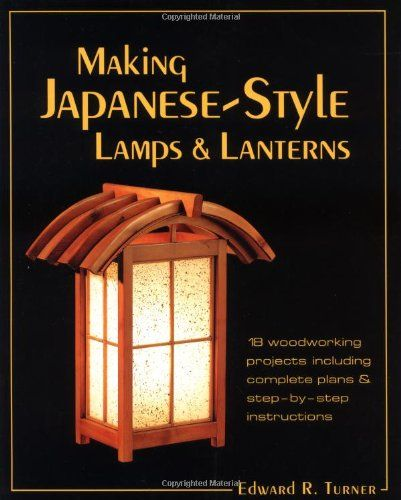 Making Japanese-Style Lamps and Lanterns by Edward R. Turner http://www.amazon.com/dp/0881791989/ref=cm_sw_r_pi_dp_SmEivb0ZBR07G
