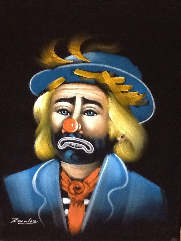 best 25 clown paintings ideas on pinterest clowns