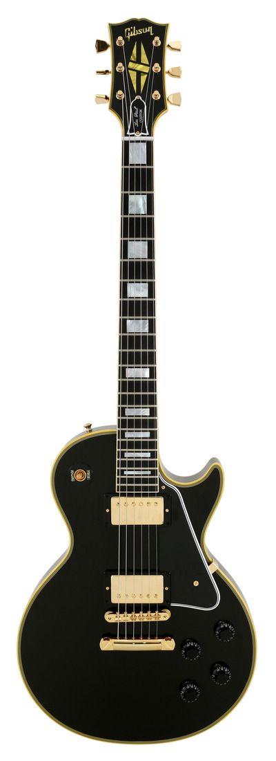 Gibson Custom Shop True Historic 1957 Les Paul Custom Black Beauty 2015 | Rainbow Guitars