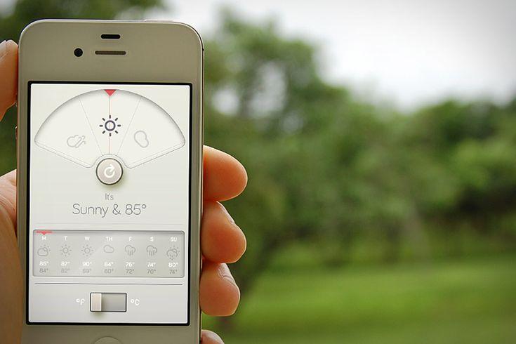 WTHR app #iphone #app