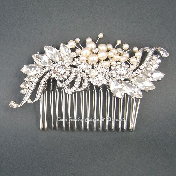 Hey, I found this really awesome Etsy listing at http://www.etsy.com/listing/111769219/vintage-wedding-hair-comb-bridal-hair