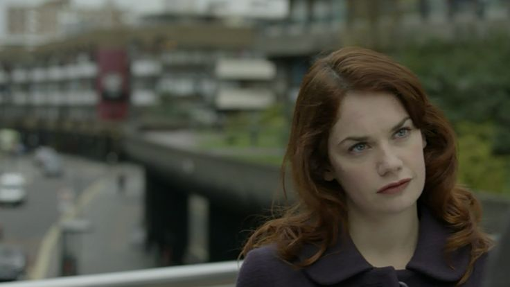 #AliceMorgan #Luther series 1, episode 1