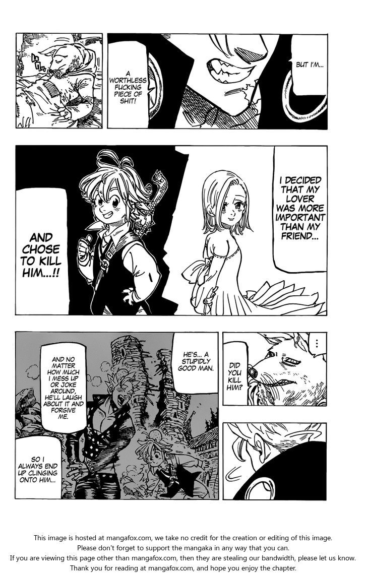 seven deadly sins and grendel s A special issue of weekly shōnen magazine, published on october 19, 2013, featured a small crossover between the seven deadly sins and hiro mashima's fairy tail.