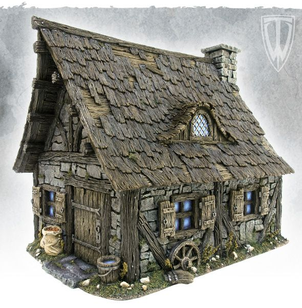 Fantasy terrain by Tabletop World (14th September 2013: Blacksmith's Forge released) - Forum - DakkaDakka   You can only blame the dice for so long.