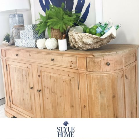 'BOWRAL' Oak Sideboard