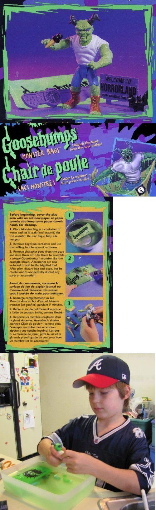 Other Monster Toys 19196: Goosebumps Monster Bags - Horror From Horrorland Monster Action Figure -> BUY IT NOW ONLY: $37.95 on eBay!