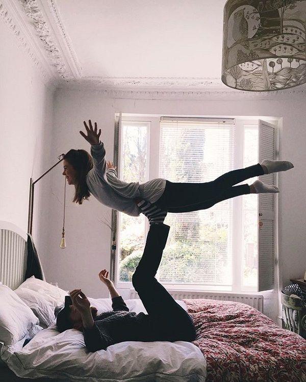 Juguemos en la cama! Sé que te gusta, a mi me fascina.