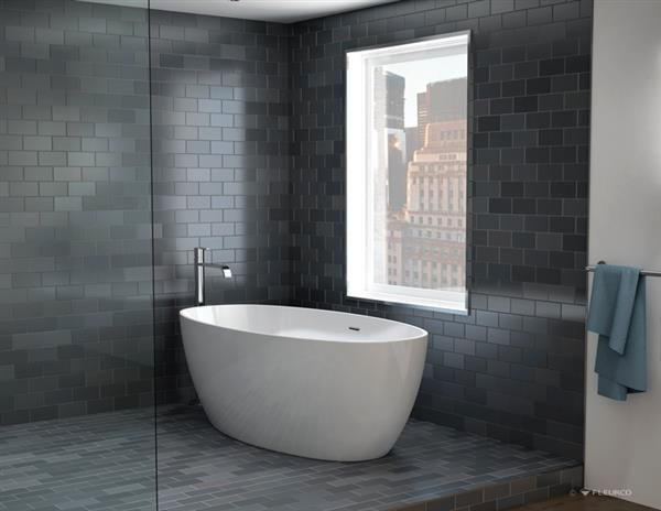 18 best aria bathtubs images on pinterest for Best acrylic tub