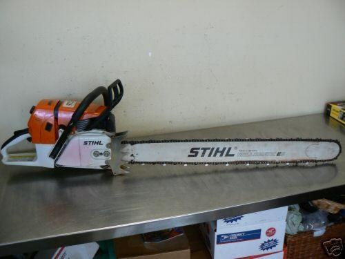 Stihl Ms660 Ms 660 With A 32 Quot Bar Stihl Timbersports