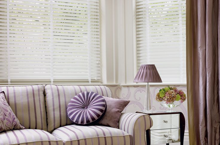 Want the blind and curtain combo