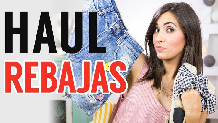 Haul rebajas verano | Zara, Bershka, Pull and Bear... Try on