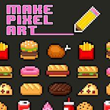 making pixel art