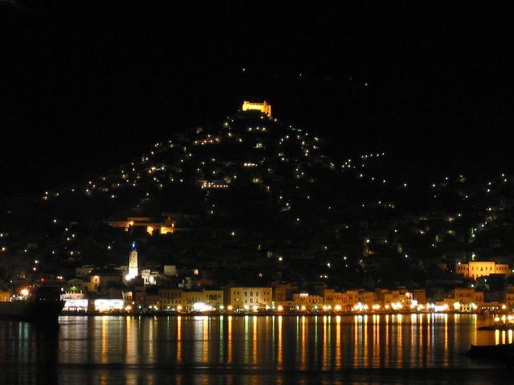 Syros, or Siros or Syra is a Greek island in the Cyclades, in the Aegean Sea