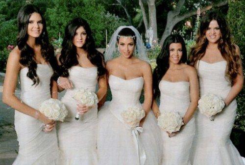 Kardashian wedding clan