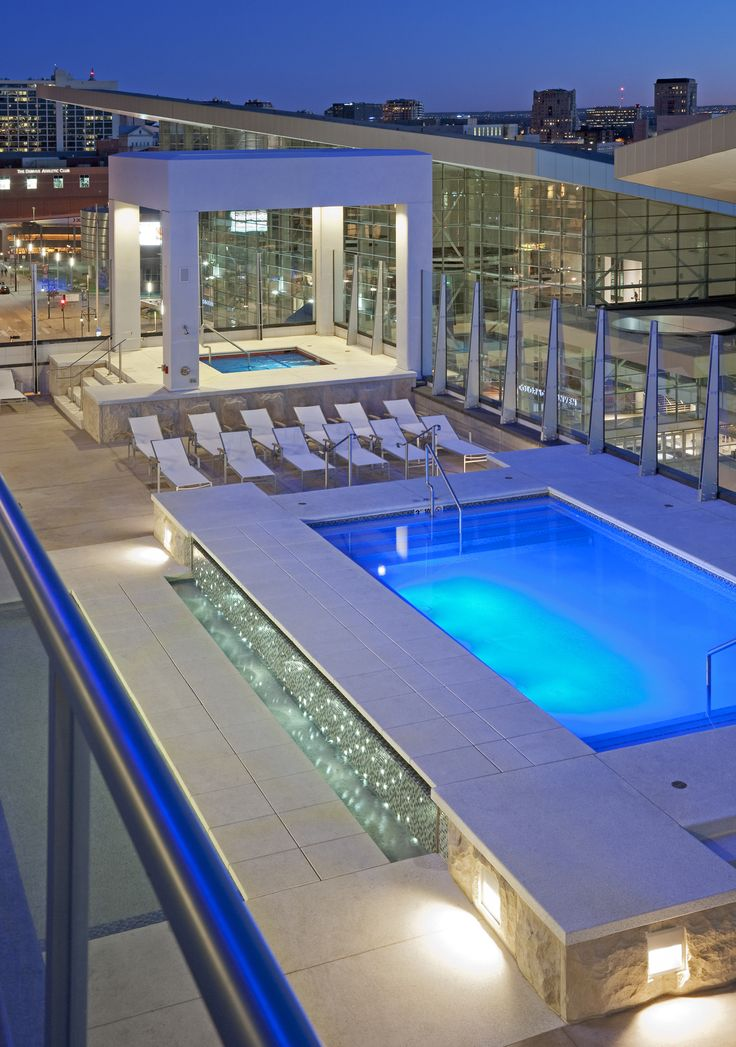 Swimming Pools In Denver : Best images about rooftop pools on pinterest