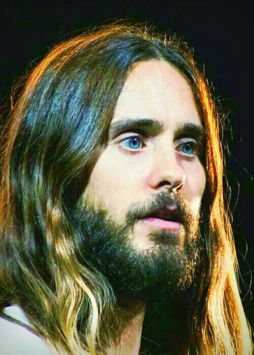What are you? Are you a human or more then that?!  I think you are more then 'more then that' ! ... One and Only Jared Leto!