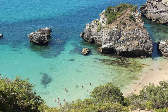 Praia da Ribeira do Cavalo - Seclude Beach In Portugal To Check Right Now